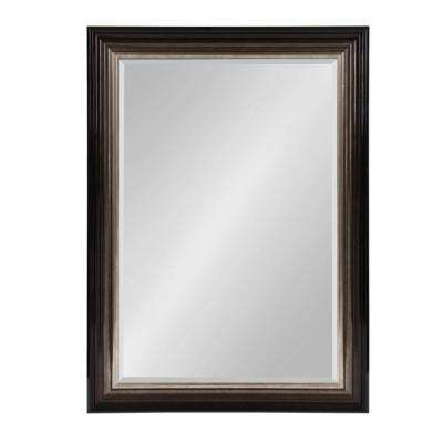 Rivard Rectangle Bronze Accent Mirror