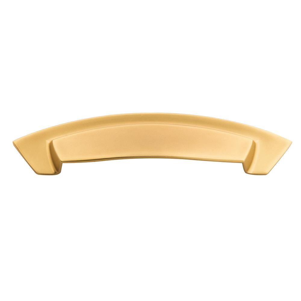 Velocity Collection 3 in. and 96 mm C/C Flat Ultra Brass