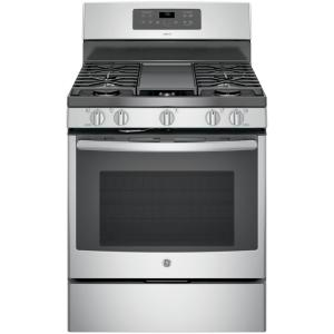 GE Adora 50 cu ft Gas Range with SelfCleaning Convection Oven in