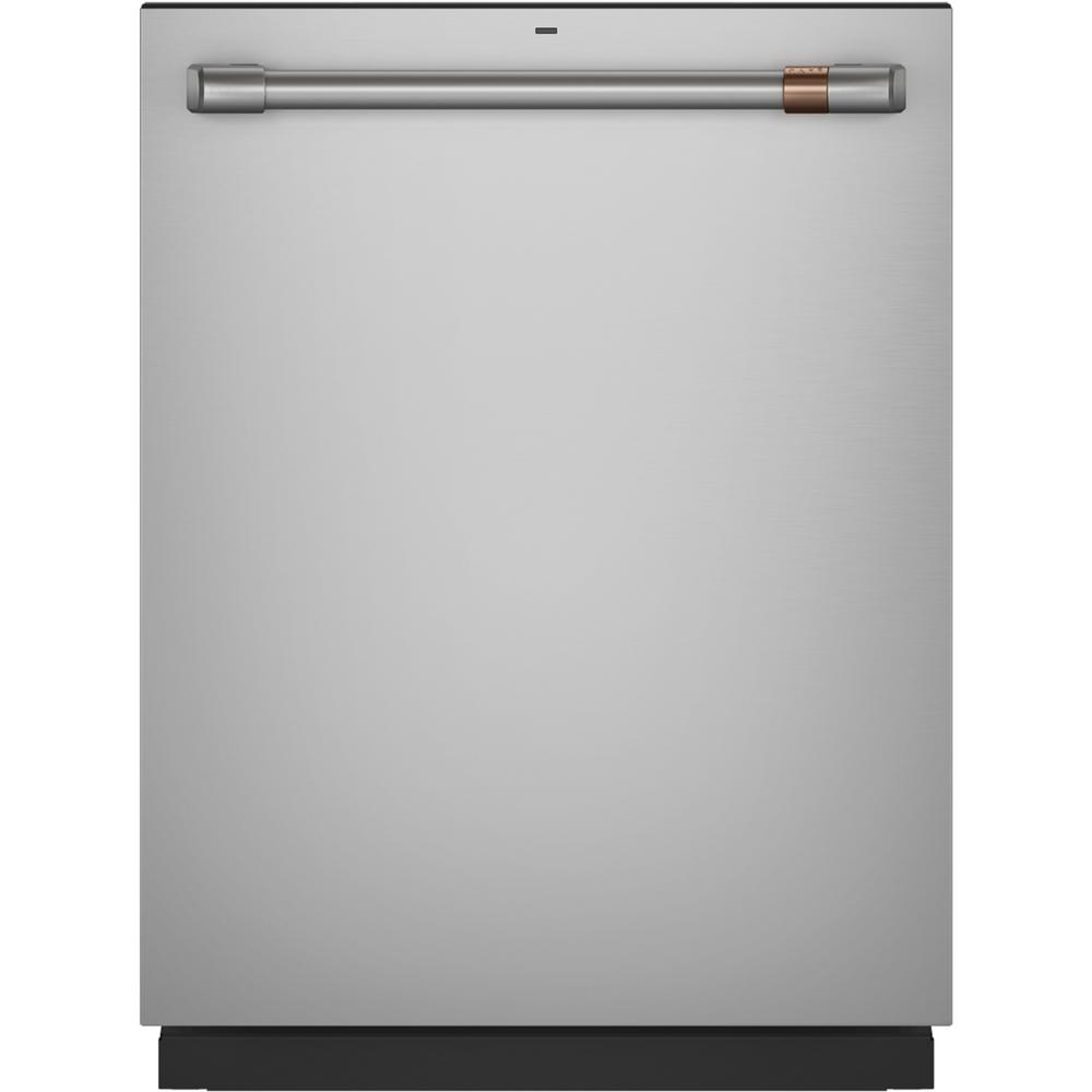 Cafe 24 in. Top Control Tall Tub Dishwasher in Stainless Steel with Stainless Steel Tub, 45 dBA