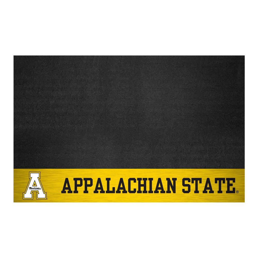 FANMATS NCAA 26 in. x 42 in. Appalachian State Grill Mat