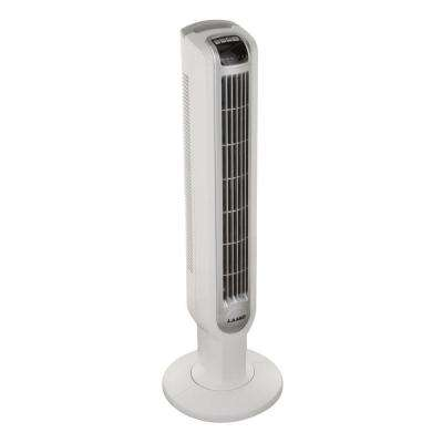 36 in. Oscillating Tower Fan
