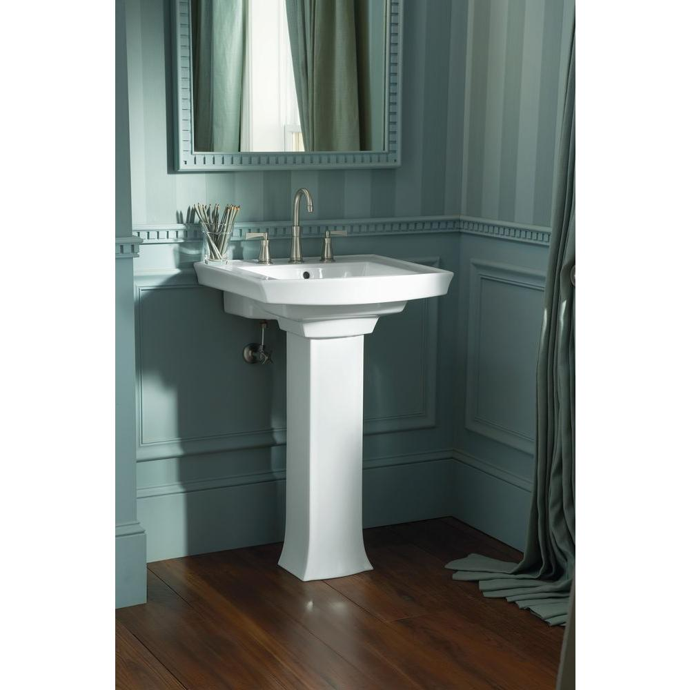 Kohler Archer Vitreous China Pedestal