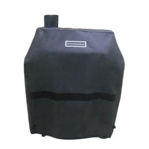 KitchenAid Cart-Style Charcoal Grill Cover by KitchenAid