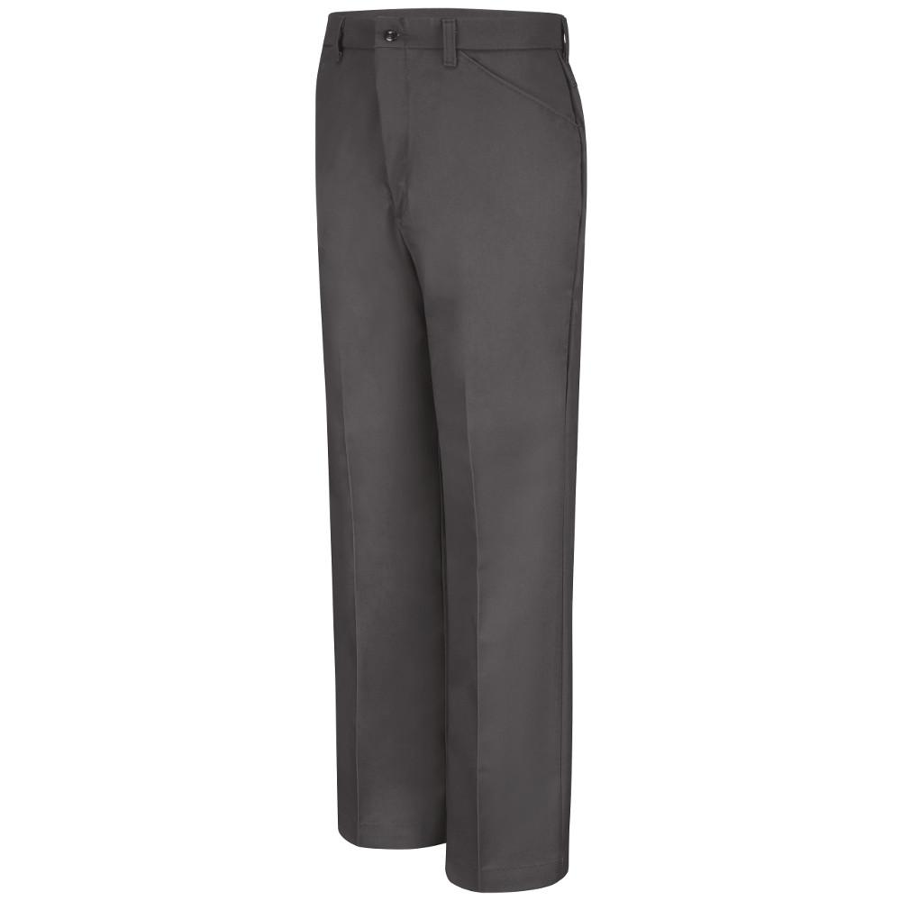 d56bc421712 Red Kap Men s Size 28 in. x 32 in. Charcoal Jean-Cut Pant-PT50CH 28 ...