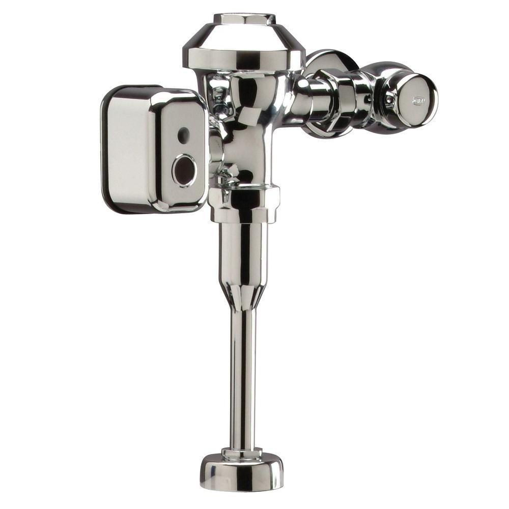 0.5 GPF AquaFlush Exposed Hardwired Automatic Sensor Flush Valve