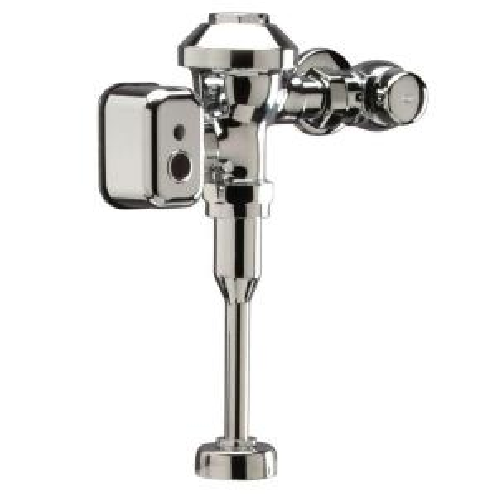 Zurn 1.5 GPF AquaFlush Exposed Hardwired Automatic Sensor Flush Valve by Zurn