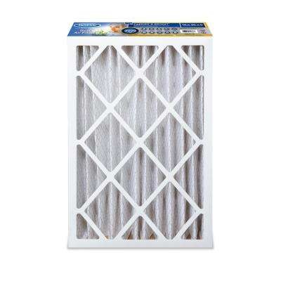 16 in. x 25 in. x 5 in. Carrier/Bryant FPR 10 Air Cleaner Filter