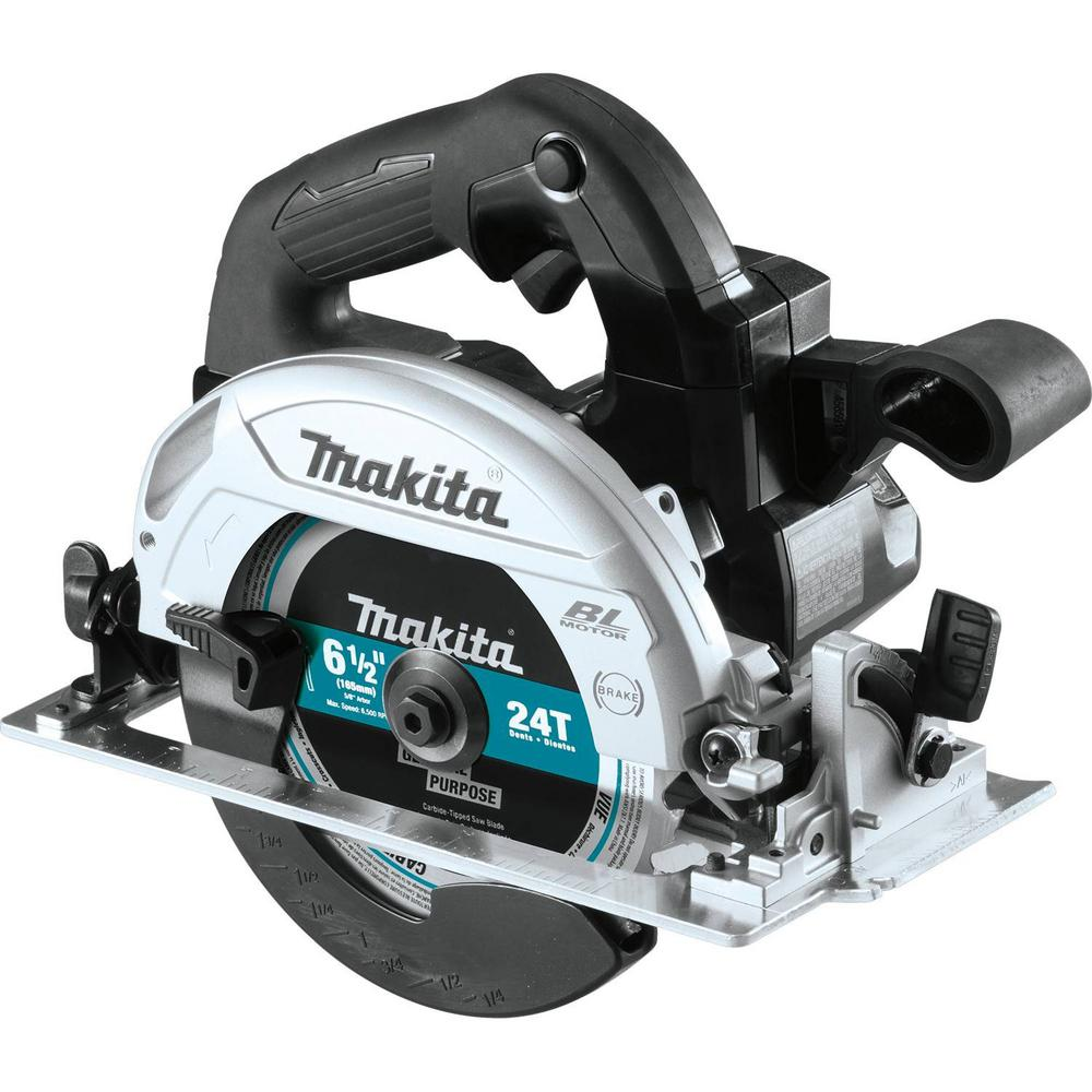 18-Volt 6-1/2 in. LXT Lithium-Ion Sub-Compact Brushless Cordless Circular Saw
