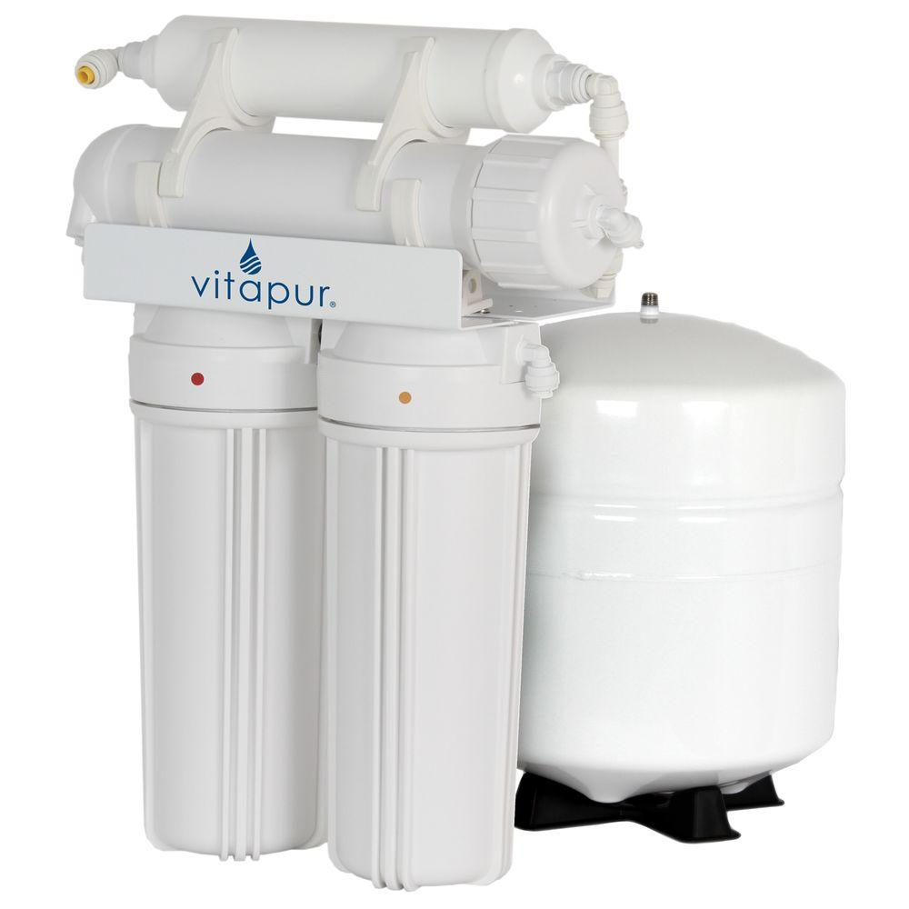 Vitapur Reverse Osmosis 4 Stage Water Treatment System