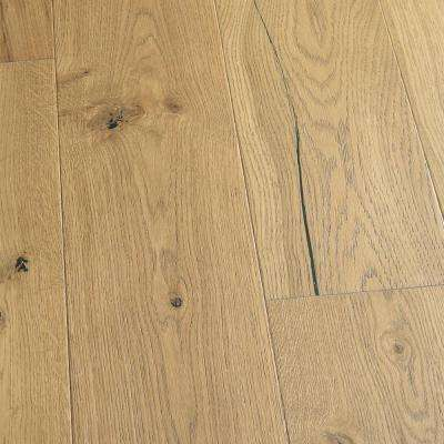 Take Home Sample - French Oak Sunset Cliffs Tongue and Groove Engineered Hardwood Flooring - 5 in. x 7 in.
