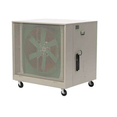 Aerocool 10,000 CFM 2 Speed Portable Evaporative Cooler for 3300 sq. ft.