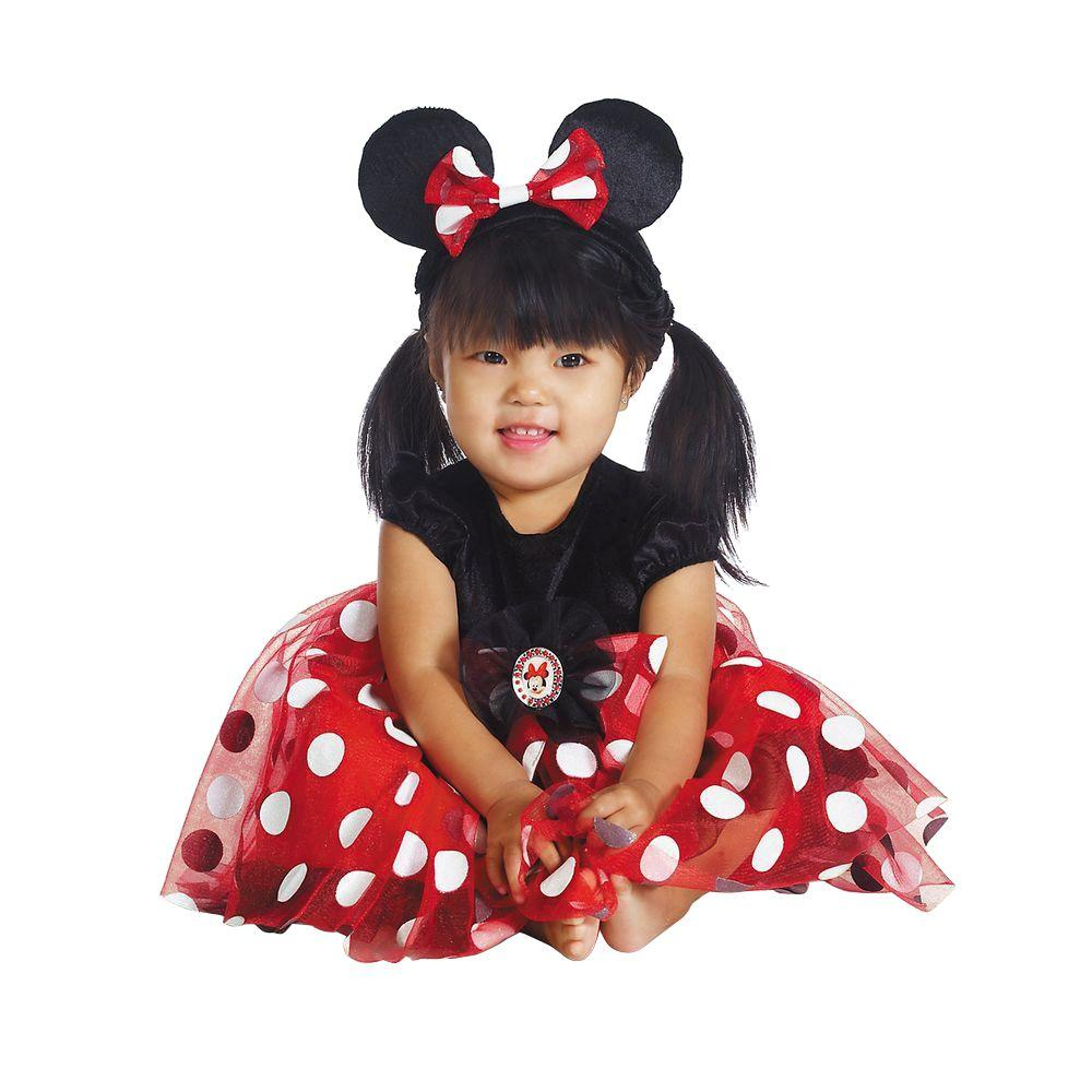 35c8f371a113 Disguise Infant Disney s Red Minnie Mouse Costume-DI44958 I218 - The ...