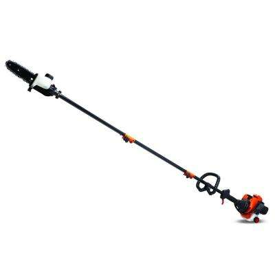 Maverick 8 in. 25cc 2-Cycle Attachment Capable Gas Pole Saw with Automatic Chain Oiler