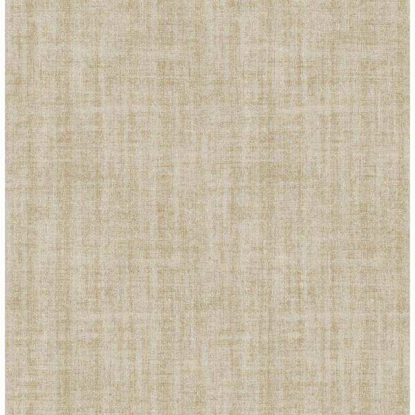 NuWallpaper 30.75 sq. ft. Ramie Linen Peel and Stick Wallpaper