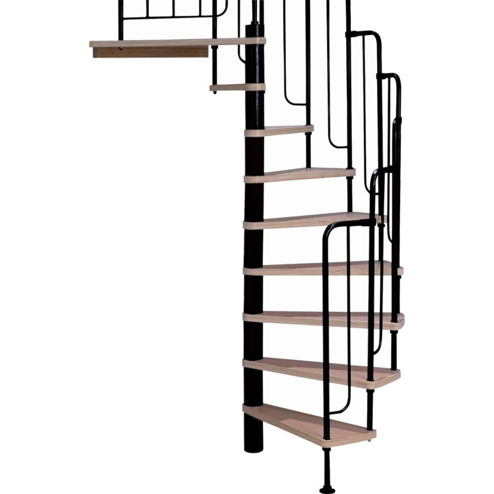 Dolle Barcelona 55 in. 11-Tread Staircase Kit