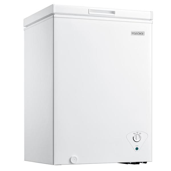 3 cu. ft. Chest Freezer in White