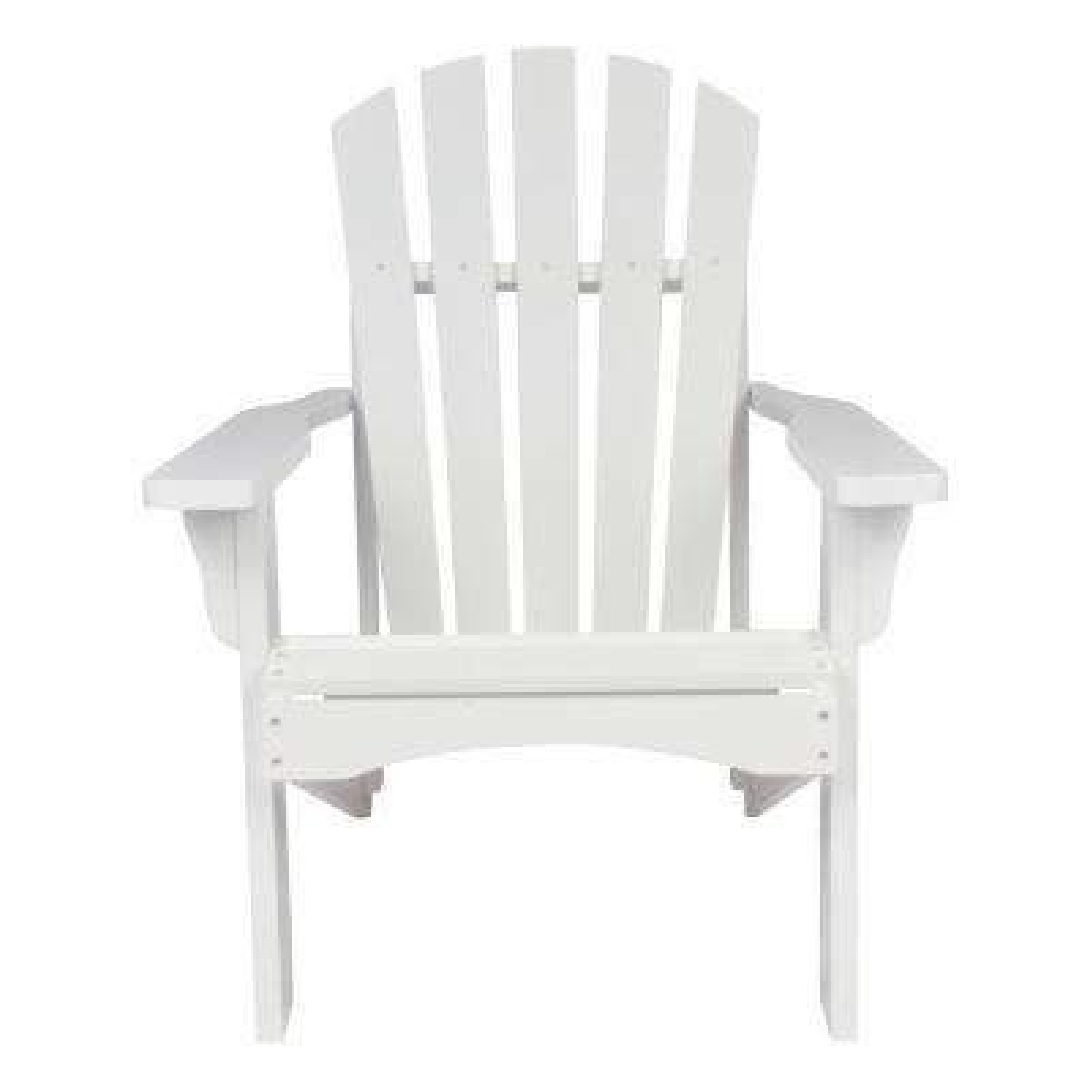 Rockport White Cedar Wood Adirondack Chair