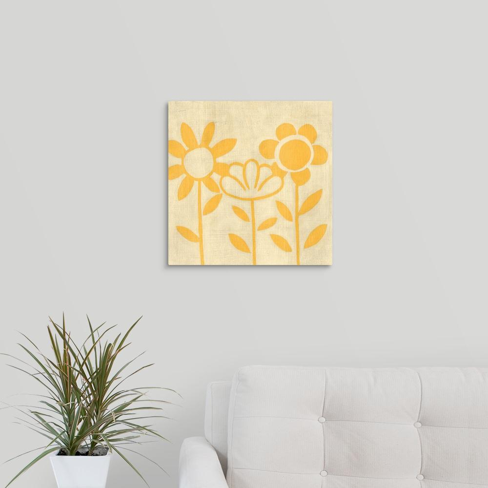 Sunjoy Butterfly and Flowers Iron Outdoor Wall Art-110311005 - The ...