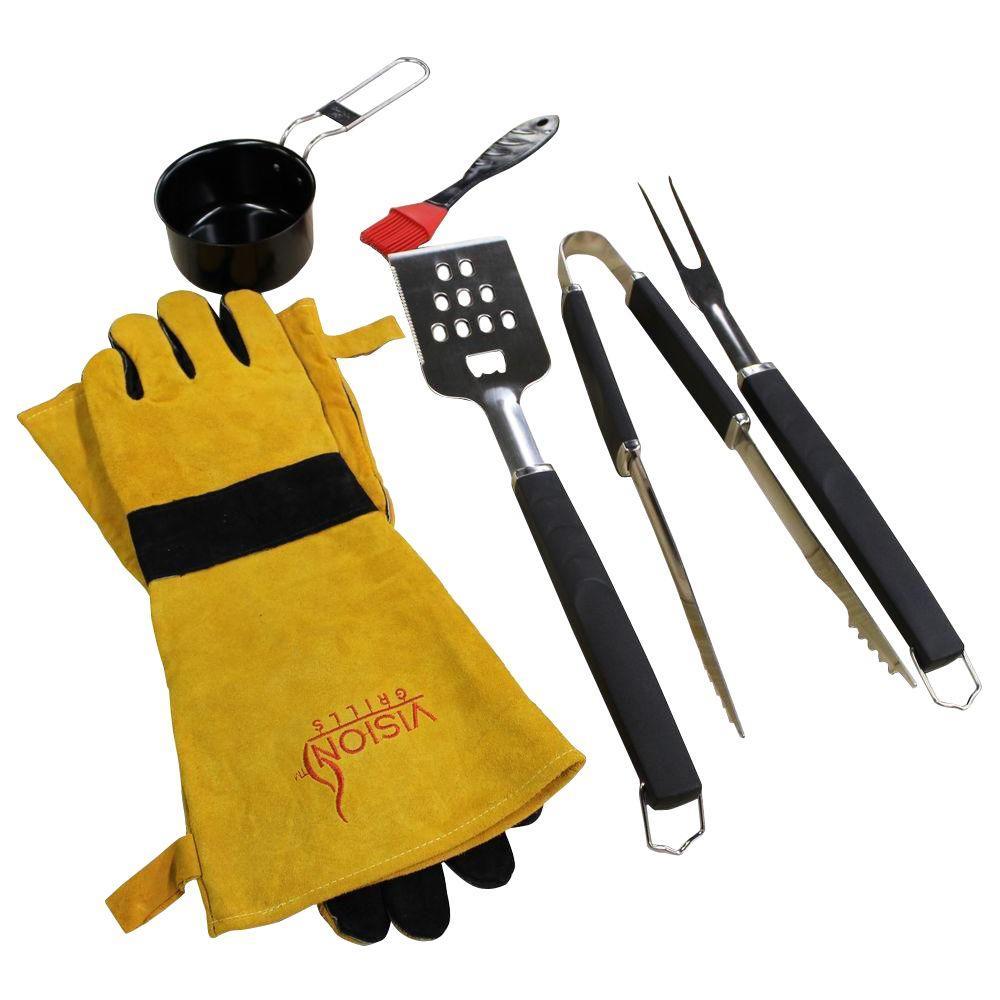 Barbecue Accessory Kit