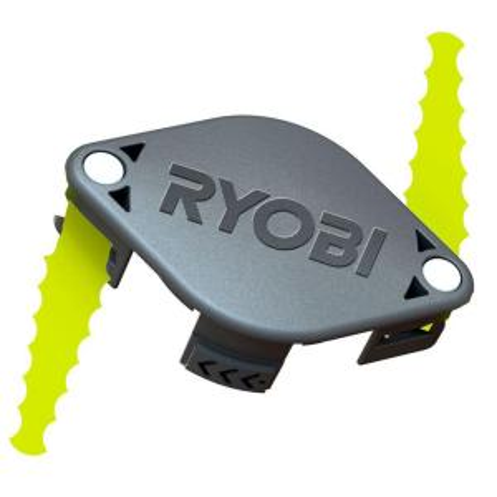 Ryobi Bladed Trimmer Head (2-Pack) by Ryobi