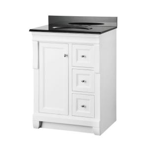 Bathroom Vanity 30 X 16 glacier bay lancaster 24 in. w x 19 in. d bath vanity and vanity