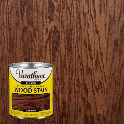 1 qt. Red Oak Classic Wood Interior Stain