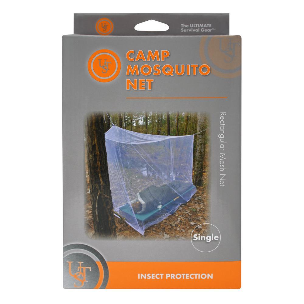 Ust Camp Mosquito Net Single Width