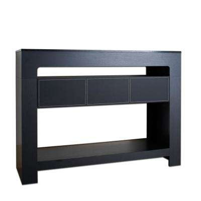 Jimmy Black Sofa Table