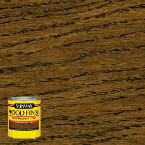 Minwax 8 Oz Wood Finish Dark Walnut Oil Based Interior