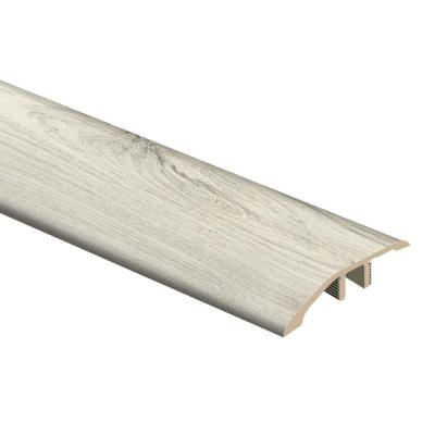 Ocala Oak/Chiffon Lace Oak/Salt Shore Wood/Soft Linen 1/3 in.Tx1-13/16 in. Wx72 in.L Vinyl Multi-Purpose Reducer Molding