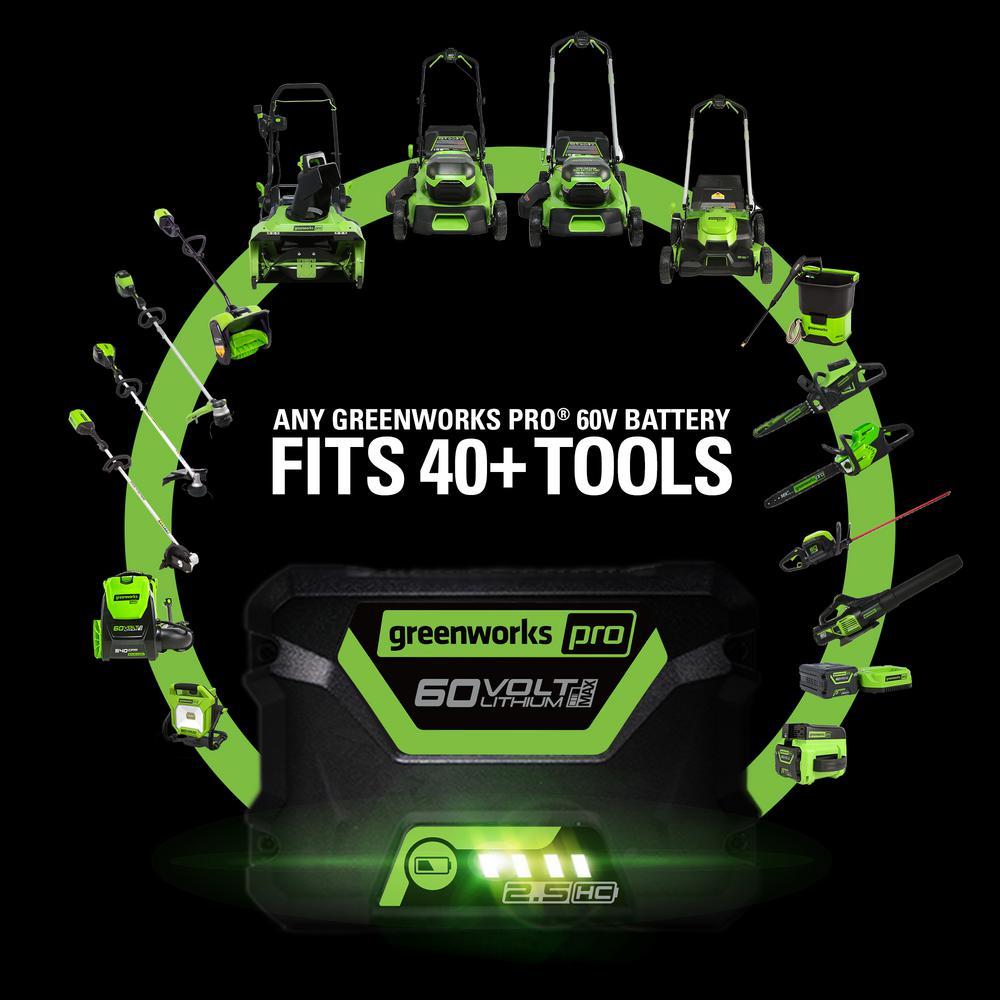 PRO 140 MPH 540 CFM 60-Volt Battery Cordless Backpack Leaf Blower, Battery Not Included BPB60L00