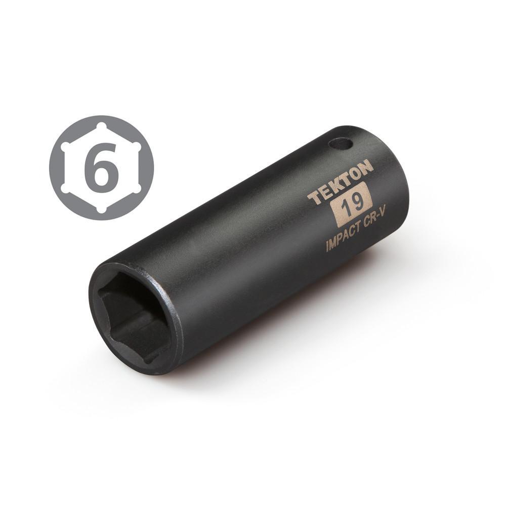 18mm 19mm Drive Hole Thru Multi Lock Socket