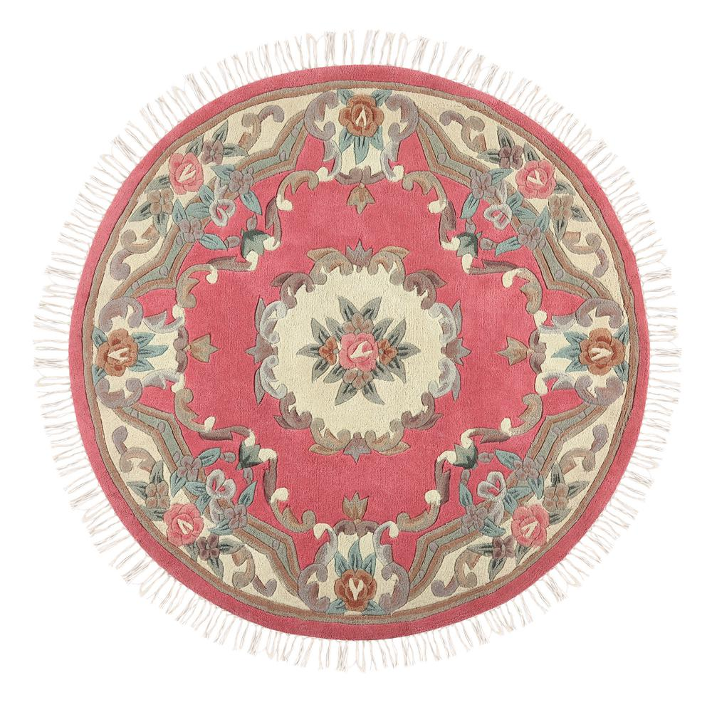 Home Decorators Collection Imperial Rose 5 Ft X Round Area Rug