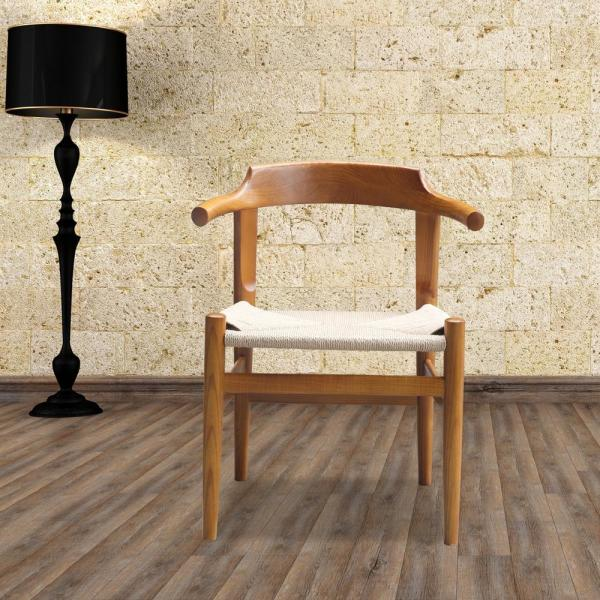Stringta Natural Dining Side Chair