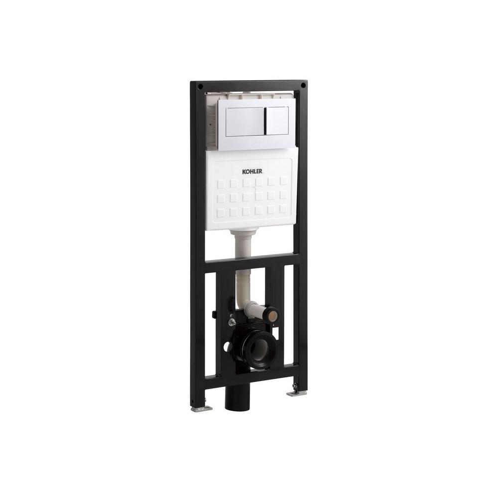 Kohler In-Wall Tank and Carrier System-K-6284-NA - The Home Depot