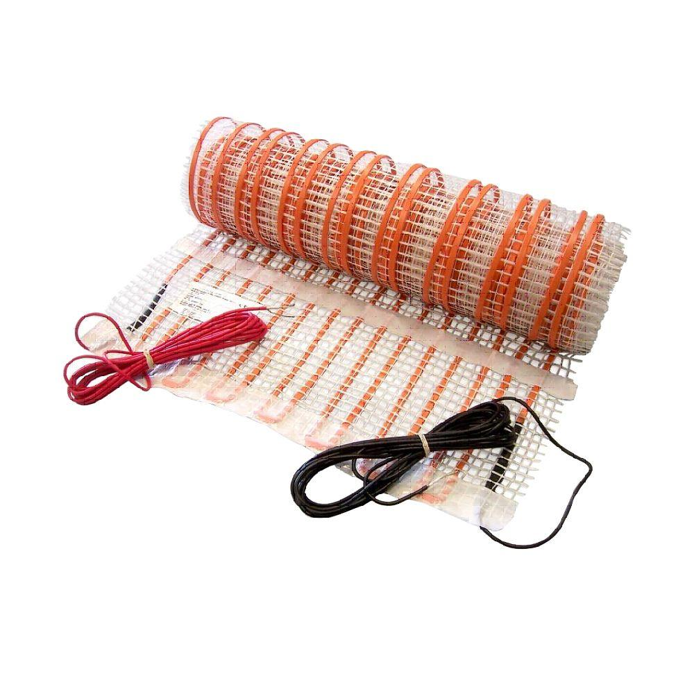 10 ft. x 20 in. 110-Volt Radiant Floor Heating Mat