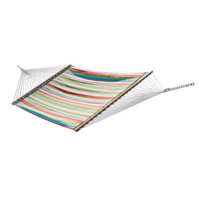 13 ft. Quilted Reversible Double Hammock in Ciao