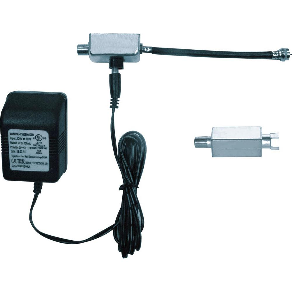 Ac Home Wiring Antenna Digital Data Diagram Tv Digiwave Hdtv Amplifier Ant1005 The Depot Car