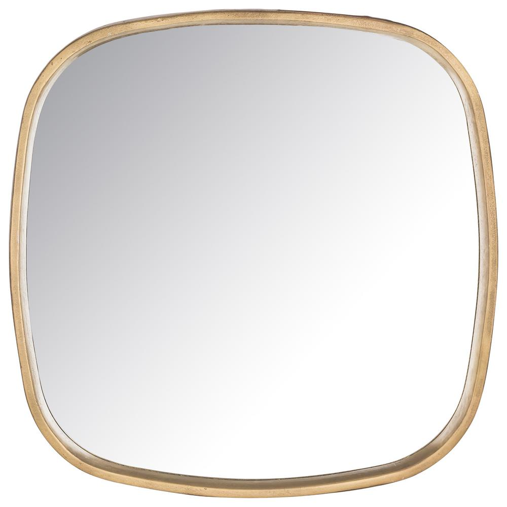 Amherst 27 in. x 27 in. Framed Wall Mirror
