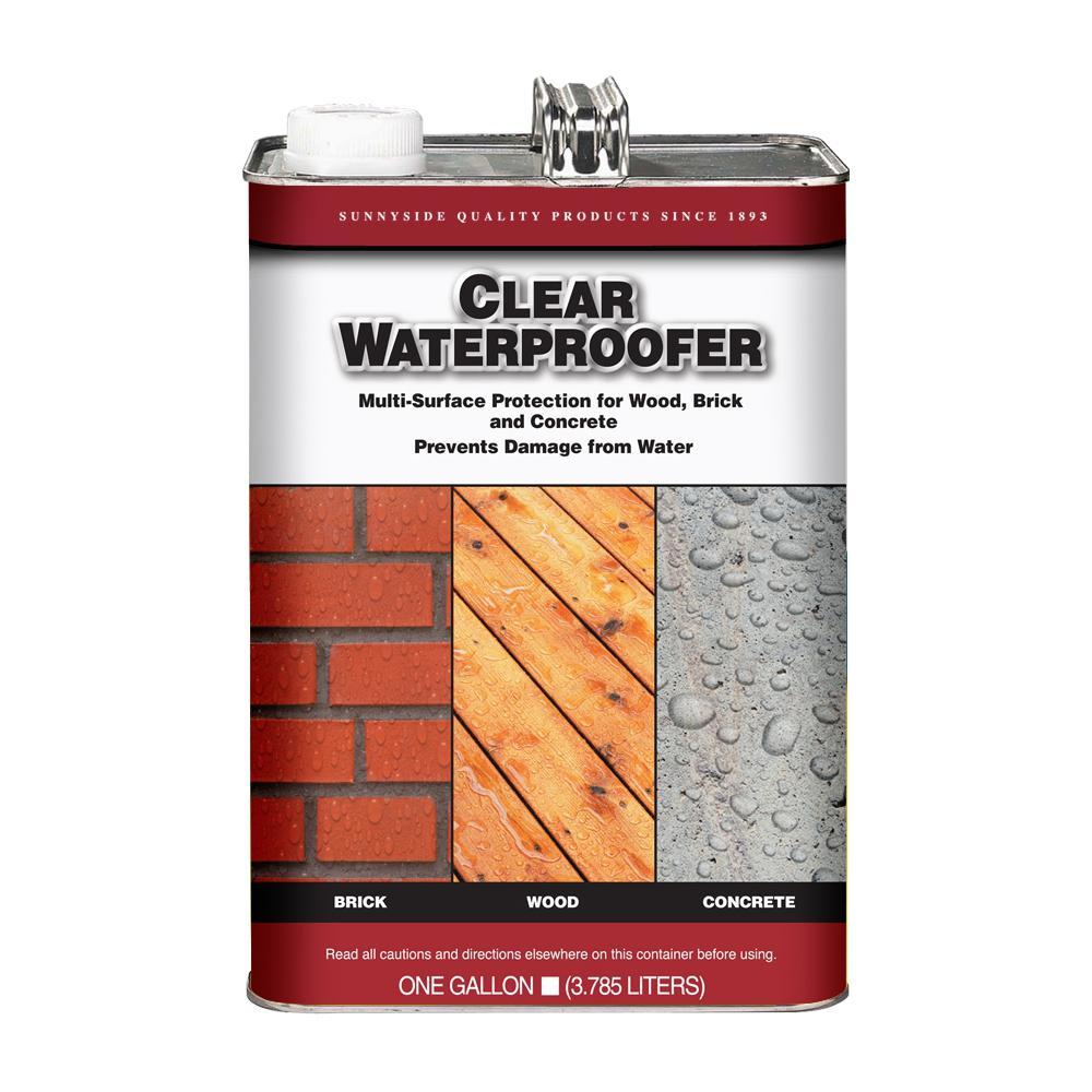 1 gal. Clear Waterproofer