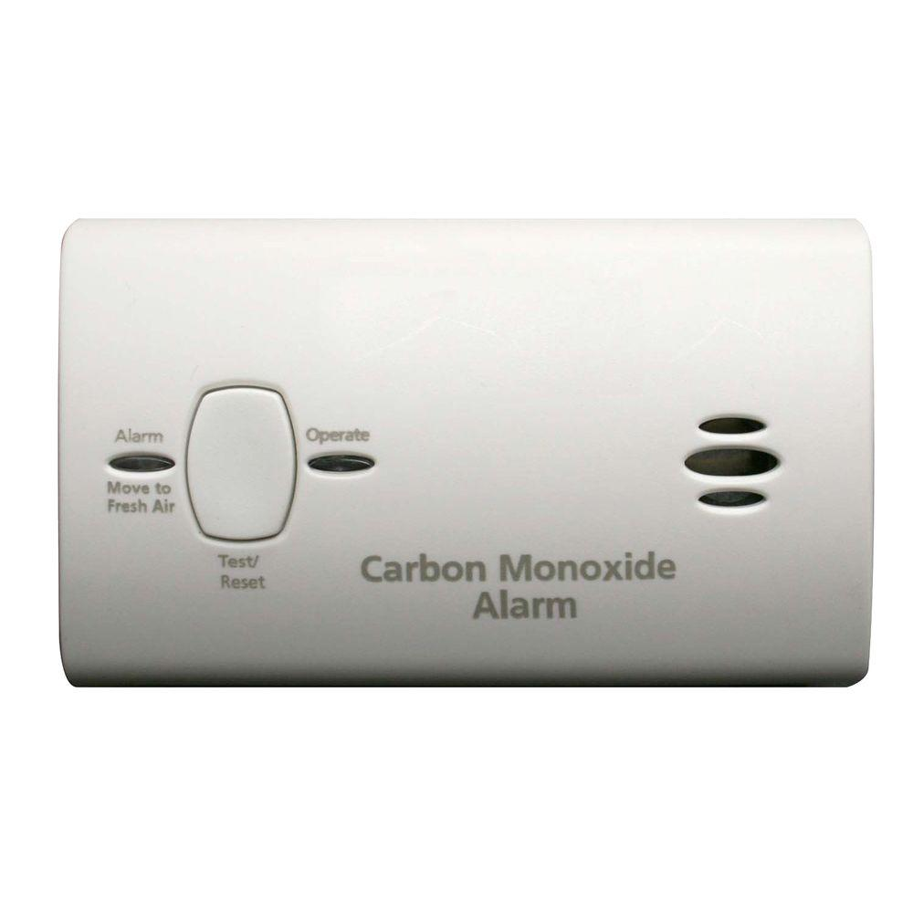 Kidde Code One Battery Operated Carbon Monoxide Detector