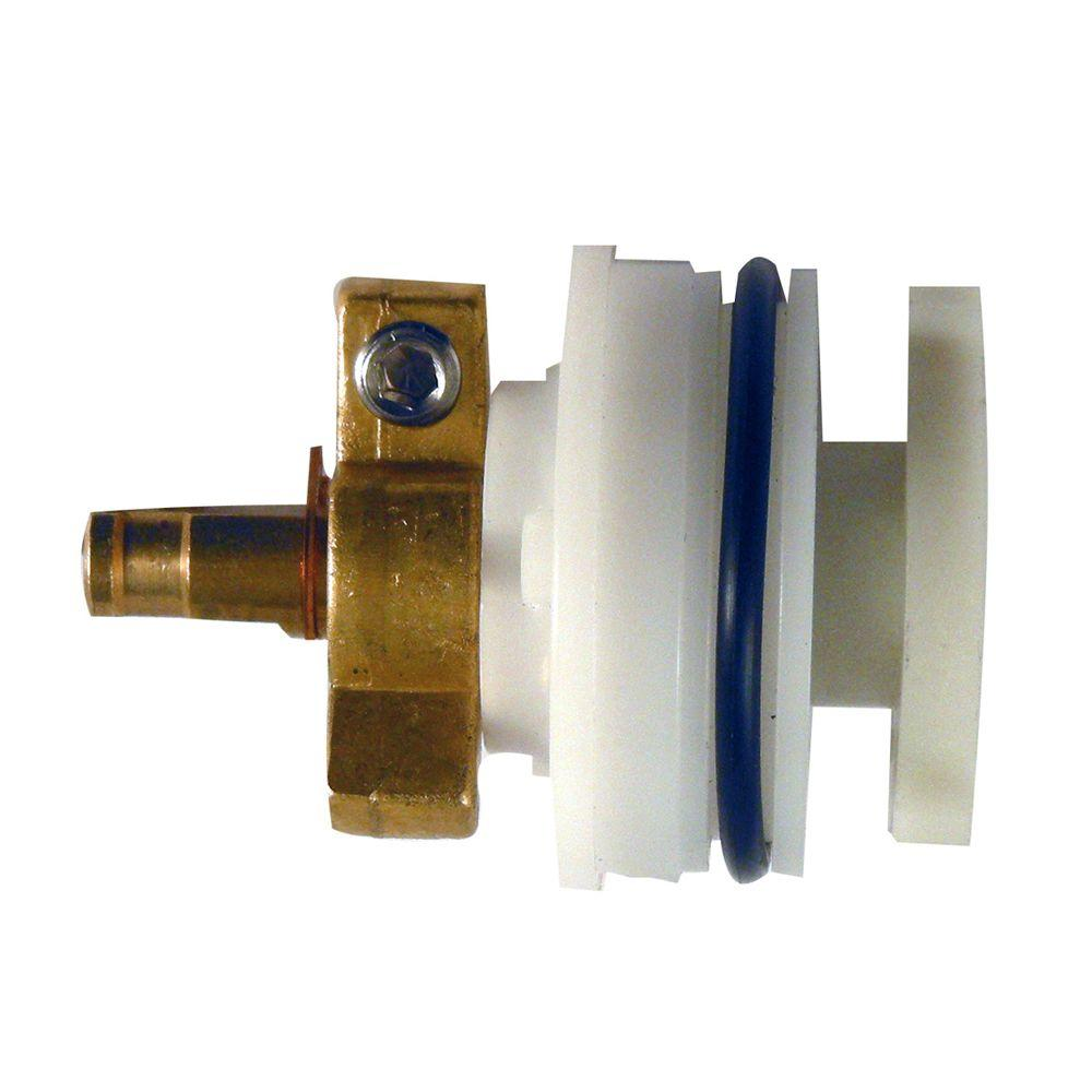 Danco Cartridge For Delta Scald Guard 80964 The Home Depot Faucet Repair Diagram Further Kitchen Replacement Parts