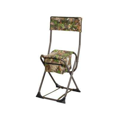 Dove Stool w/Back Realtree Xtra Green