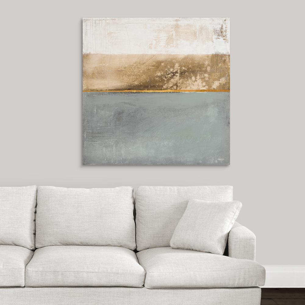 """""""Feels Familiar"""" by Dan Meneely Canvas Wall Art"""