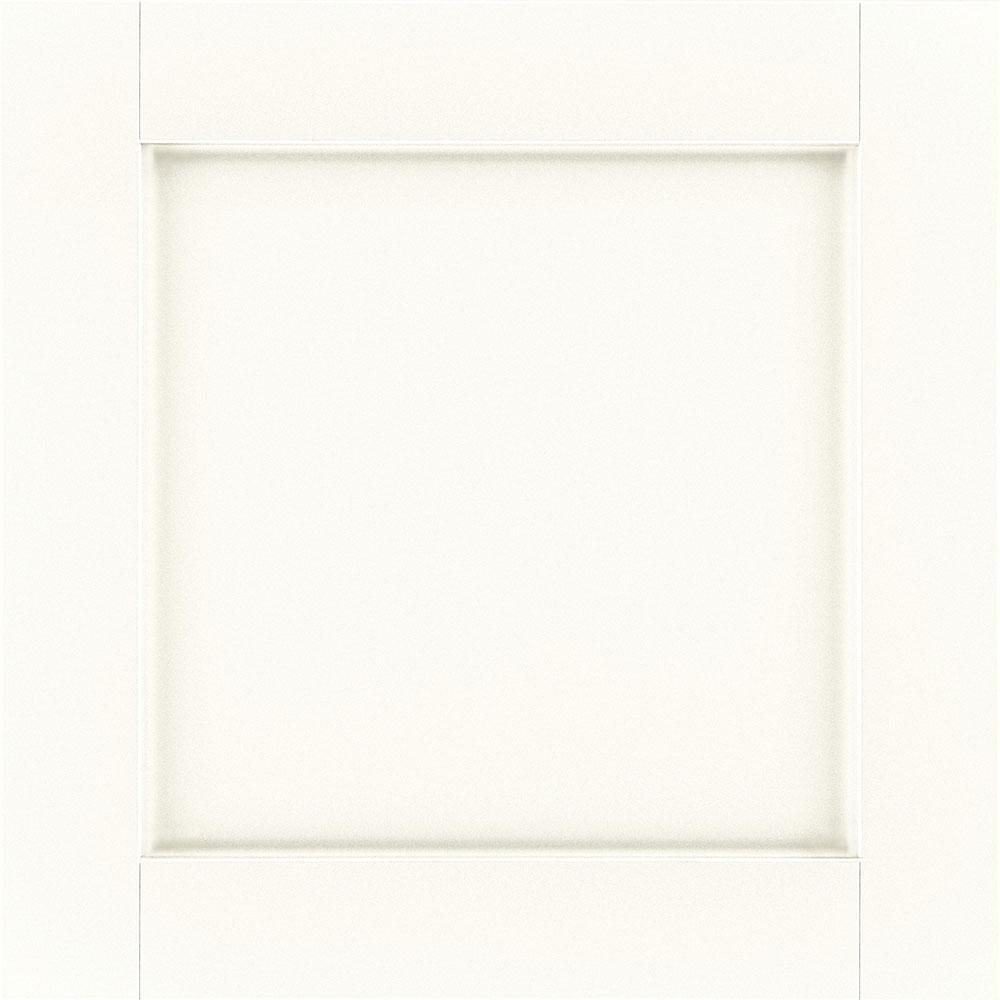 13x12-7/8 in. Cabinet Door Sample in San Mateo Duraform Linen