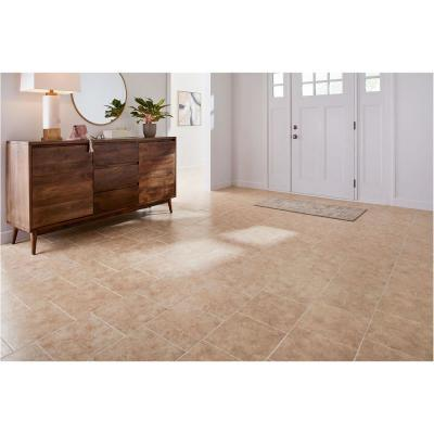 Catalina Canyon Noce 12 in. x 12 in. Porcelain Floor and Wall Tile (15 sq. ft. / Case)