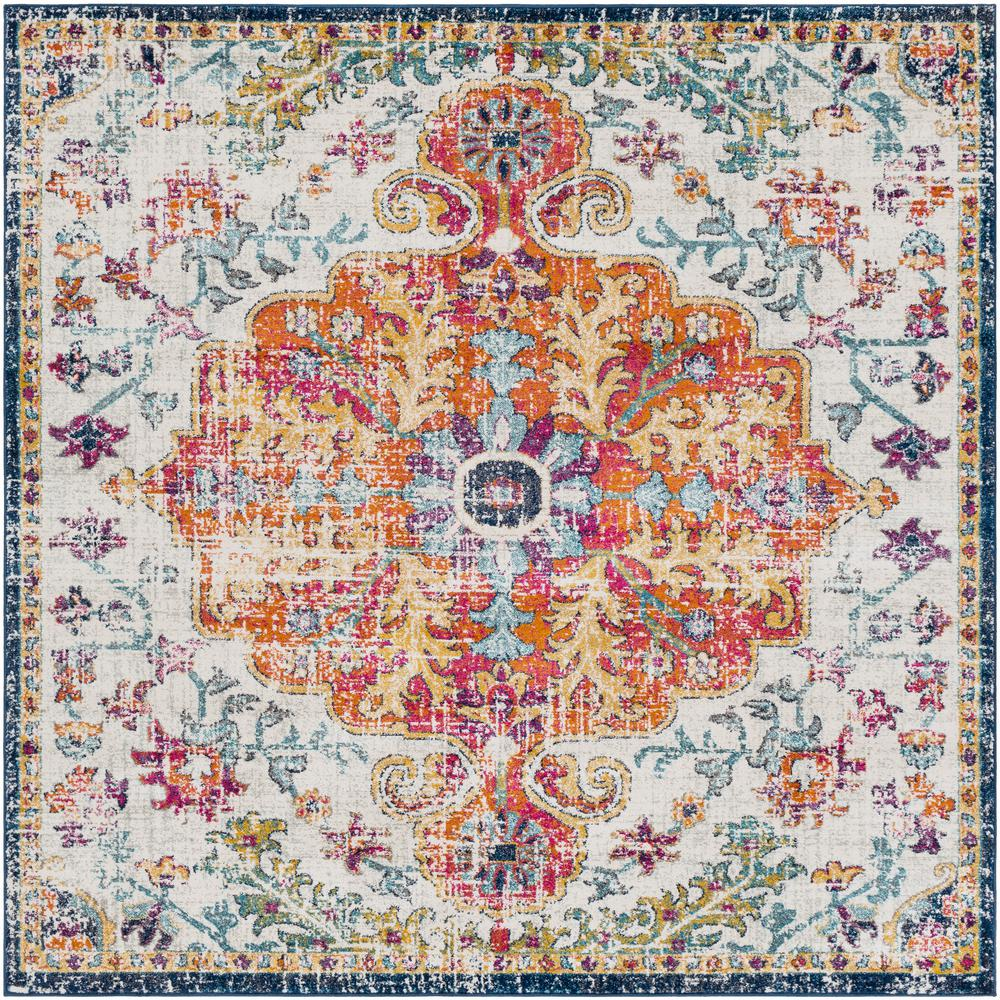 Artistic Weavers Demeter Ivory 6 ft. 7 in. Square Area Rug was $230.01 now $117.54 (49.0% off)