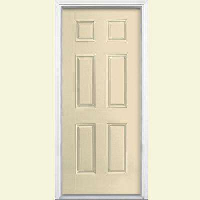 Weatherstripping Exterior Prehung Cream Doors Without Glass