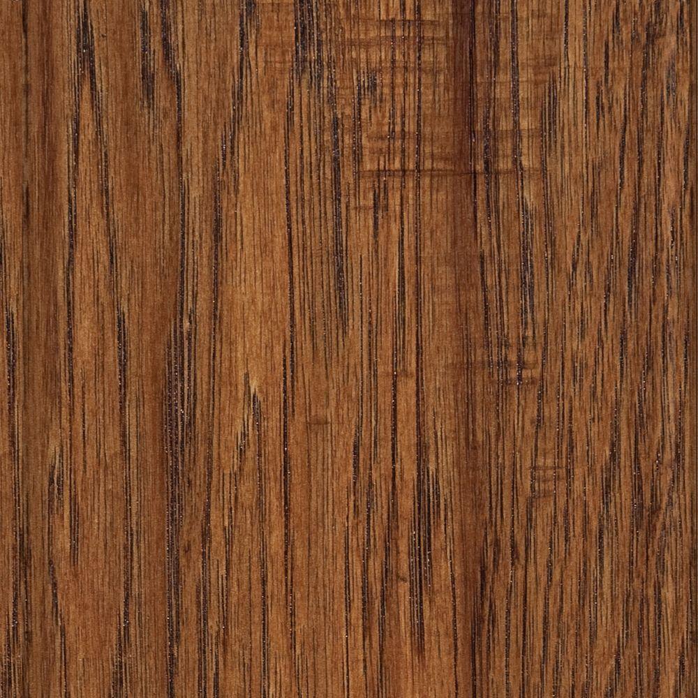 Take Home Sample - Distressed Kinsley Hickory Engineered Hardwood Flooring -